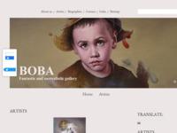 Fantastic online gallery