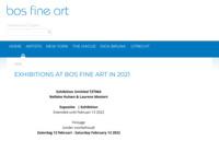 Galerie Bos Fine Art [Den Haag, voorheen Utrecht en Lelystad] van Marianne Bos en Paul Essens is zich gaan toeleggen op concrete, geometrische, constructivistische en minimalistische kunst. Op deze site vindt u diverse kunstenaars, waaronder ikzelf, met geometrischwerk.De galerie is te vinden aan de Korte Vijverberg 2, Den Haag. [Tegenover het Mauritshuis]