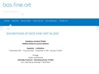 Bos Fine Art Flevoland in Lelystad heeft werk van Laetitia de Haas in stock