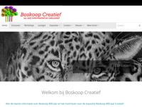 website voor leuke creatieve cursussen en workshops in Boskoop