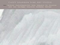 Casey Shannon Sumi Art Studio