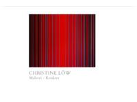Christine Löw, beeldend kunstenaresuitDuitsland. Ik bewonder haargeometrische/ minimalistische werken.  Christine Löw, bildende Künstlerin aus Deutschland. Ich bewundere ihre geometrischen/ minimalistischen Arbeiten.