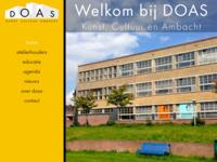 Website van Culturele Broedplaats De Oude Ambachtschool in Zwolle