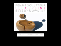 mooi beeldhouwwerk van een Nederlandse 'femme sculpteur' in Frankrijk