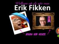 Website van Erik Fikken