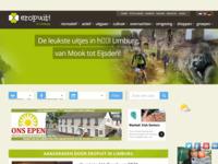 De leukste uitjesin héél Limburg, van Mook tot Eijsden!