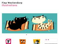Illustratiewerk, tentoonstellingen en producten van Fiep Westendorp. Interessant voor wie van de 'getekende helden' (Jip & Janneke, Pluk van de Petteflet, Pim & Pom etc.) van Fiep Westendorp houdt!