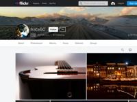 Op flickr ben ik begonnen met het plaatsen van mijn foto's. Hier staan dan ook nog de meeste foto's van mij. Een selectie hiervan is geplaatst op mijn website.