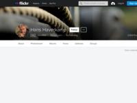 Mijn Flickr fotosite