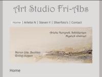 www.fri-abs.be schilderijen Arlette Neirynck