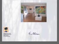 Galerie in Maribo, Lolland, DK, met werk van mij in stock