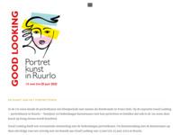 Grote portrettentoonstelling in Kasteel Ruurlo met genomineerden van de afgelopen 2 keer ' Nederlands Portret Prijs' !
