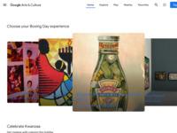 Website waar diverse beroemde musea bij aangesloten zijn. Je kunt de kunstwerken van zeer dichtbij bekijken!