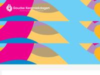 Een jaarlijks terugkerend 2- keramiek evenement in het hartje van Gouda. Ruim 110 keramisten uit binnen- en buitenland presenteren en verkopen hun mooiste creaties aan het publiek.
