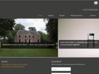 <p>Voormalig Landgoed Kernhem in Ede; nu in gebruik voor exposities,koffieconcerten en huwelijken in Ede</p>