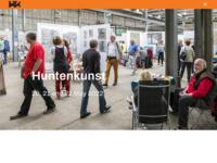 Internationaal Podium voor hedendaagse kunst in de Houtkamphal te Doetinchem