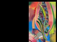 Hadassah volgde dezelfde opleiding. Haar werk is een enorme inspiratie. Met name de aanwezigheid van haar Indische roots schept een persoonlijke en artistieke band tussen deze twee bevlogen kunstenaressen.