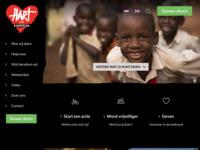 Kinderen moeten weer kind zijn, in Haïti en overal over de hele wereld. Zij hebben troost nodig, versterking en erkenning.  Child-flower = een project van hartvoor kinderen