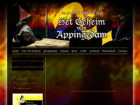 Alles over het 'Geheim van Appingedam',een evenement dat plaatsvond op 29, 30 en 31 augustus 2008.