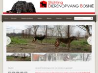 Site over zeer goed werk dat in o.a. Bosnie wordt verricht