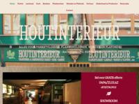 Houtinterieur Antwerpen plaatst, renoveert en adviseert