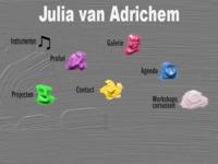 Samen met Julia van Adrichem werkt Joke regelmatig samen aan projecten onder de naam 'Schoneveld en van Adrichem'. Julia tekent, schildert en maakt kunst in de openbare ruimte.