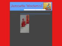 In de schilderijen van Jeannette zie je passie, kleur en hartstocht.