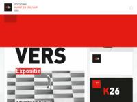 De site van de Sichting Beeldende Kunst K26, waarbij ik ben aangesloten.