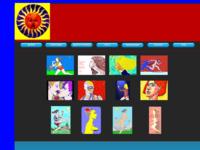 website met tekeningen en prenten van mijzelf - site is nog in ontwikkeling -