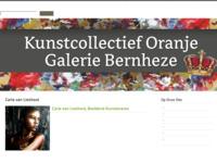Carla van Lieshout, workshopatelier, kunstcollectief oranje, Galerie Bernheze