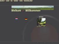Society of artists along the Dutch-German border in NE-part of the Netherlands / Kunstenaarscollectief aan weerszijden van de Gronings-Duitse grens.