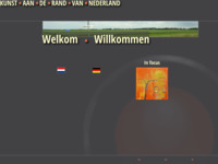 Kunst aan de rand van Nederland