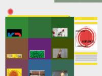 website van kustenaarscollectief in de gemeente Boxmeer