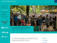 Op zaterdag 8 september 2007 wordt voor de zevende keer Kunstmarkt de Bilt georganiseerd. De markt, die net als voorgaande jaren gehouden wordt in de Dorpsstraat, begint om 11:00 uur en duurt tot 17:00 uur.