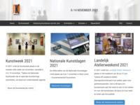 zeer interressante website voor kunstenaars en kunstliefhebbers