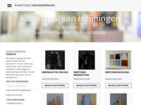 Kunstzaal Van Heijningen (den Haag) heeft werk van Laetitia de Haas in stock