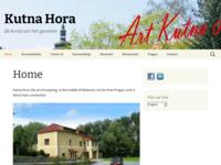 Accommodatie van de schilder-vakantie in Tsjechië.
