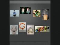 Website van kleine groep Eindhovense kunstenaars: voornamelijk glaskunst en keramiek.