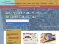 De Koninklijke Bibliotheek, nationale bibliotheek van Nederland, geeft iedereen toegang tot kennis en cultuur van heden en verleden.