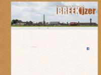 Website Kunstenaars Collectief 'Breekijzer'te Ulft