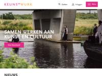 Organisatie voor kunst en cultuur in Friesland.