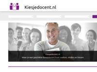 www.kiesjedocent.nl