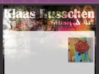 In Bad Nieuweschans hebben Klaas en zijn partner Carla een kleine, maar mooie galerie die in de zomdermaanden open is.