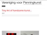 Ben zeer geinteresseerd in penningkunst. Sinds januari 2017 ben ik lid van de Vereniging voor Penningkunst. Deze vereniging bestaat sinds 1925 en stimuleert de penningkunst in Nederland.