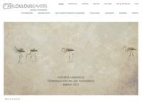 Site van een natuur fotografe met een mooi programma en een eigen stijl