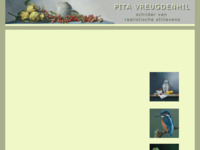 De internetpresentatie van Pita Vreugdenhil. Een website met uitgebreide informatie over Pita Vreugdenhil en alle gepubliseerde kunstwerken van haar hand.
