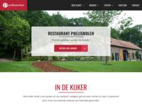 <p>Permanente expositie van mijn kunstwerken&nbsp;in de&nbsp;Pollismolen. De Pollismolen is gelegen in een prachtig stukje natuur van onze Limburgse Provincie. Het is er heerlijk om te wandelen en te fietsen. Over Pollismolen - Gastronomisch genieten op een unieke locatie, met een rijke geschiedenis, dat is &ldquo;De Pollismolen&rdquo;. In een oase van rust en groen kan u komen genieten van een&nbsp;culinaire verwennerij. Wim Doumen en Melanie Huyghe, beide afgestudeerd aan de hotelschool &ldquo;Ter Duinen&rdquo; in Koksijde (en vervolmaakt in gerenomeerde toprestaurants) namen midden 2009 de uitnodiging van de stad Bree aan, om van domein Pollismolen een unieke locatie te maken waar de woorden &lsquo;voortreffelijkheid&rsquo; en &lsquo;originaliteit&rsquo; synoniem zullen staan voor de keuken. Naast gastronomisch komen tafelen bieden zij&nbsp;ook de mogelijkheid om trouw-, familie en andere feesten naar een hoger niveau te tillen. Wenst u deze ideale locatie of het hele domein af te huren voor een activiteit? Dan denken zij graag met u mee! Hebben ze uw smaakpapillen reeds kunnen prikkelen? www.pollismolen.be</p>  <p>&nbsp;</p>