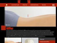 praktijk voor acupunctuur en fysiotherapie schilderijen van Yvonne Evers