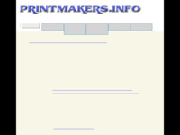 Printmakers.Info listings page, gives details of triennials etc, calls for entries