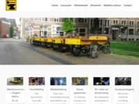 Werkplaats in de stad Groningen